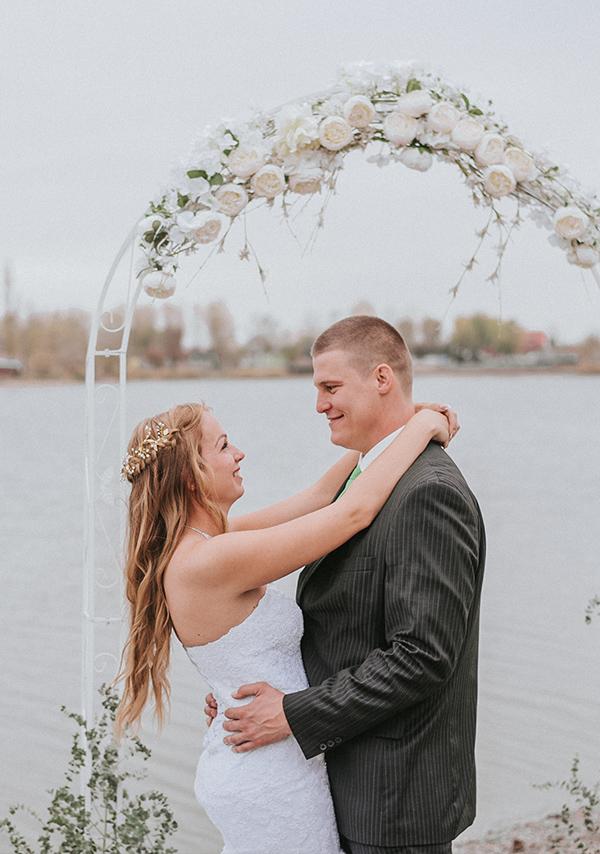 tóparti esküvői helyszín