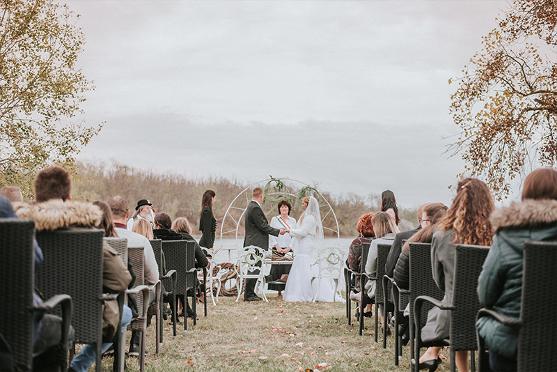 tóparti szertartás
